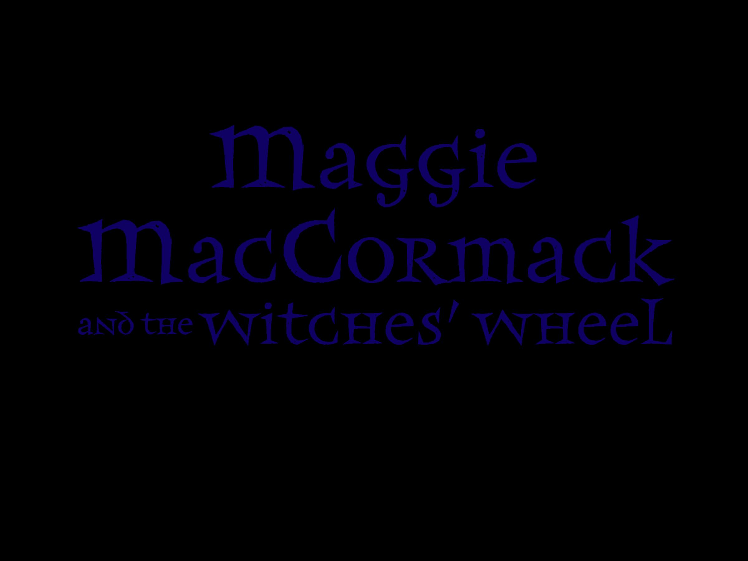 Maggie MacCormack-